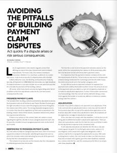 click here to see the article as it appeared in Club Life March 2016